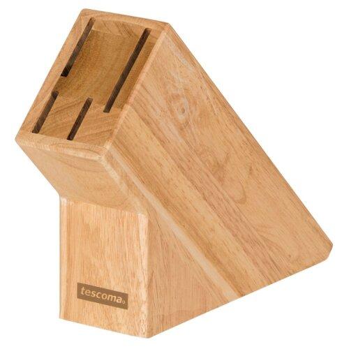 Tescoma Подставка для 4 ножей Woody коричневый