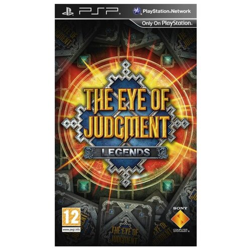 Игра для PlayStation Portable The Eye of Judgment: Legends
