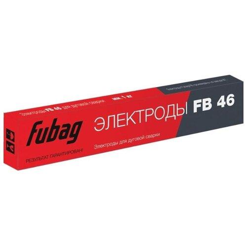 Электроды для ручной дуговой сварки Fubag FB46 4мм 0.9кг