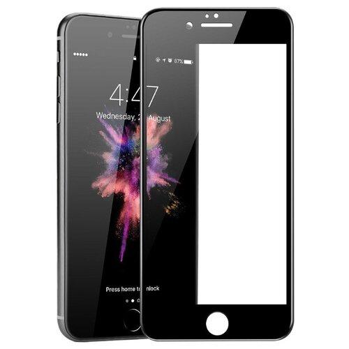 Защитное стекло UVOO Full Screen для iPhone 6 Plus/6S Plus черный аксессуар защитное стекло krutoff full screen для apple iphone 6 plus 6s plus black 02499