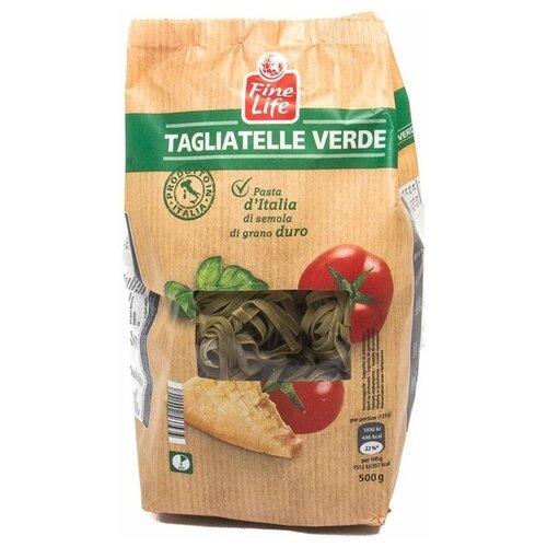 Fine Life Макароны Tagliatelle Verde, 500 г
