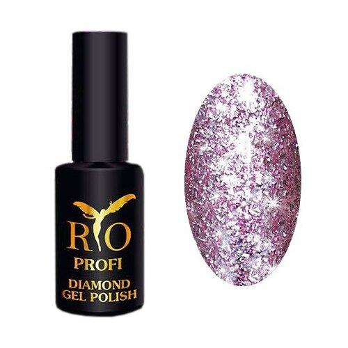цена на Гель-лак Rio Profi Diamond, 7 мл, оттенок 2 розовые мечты