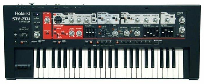 Синтезатор Roland SH-201