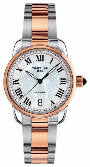 Наручные часы Certina C025.210.22.118.00
