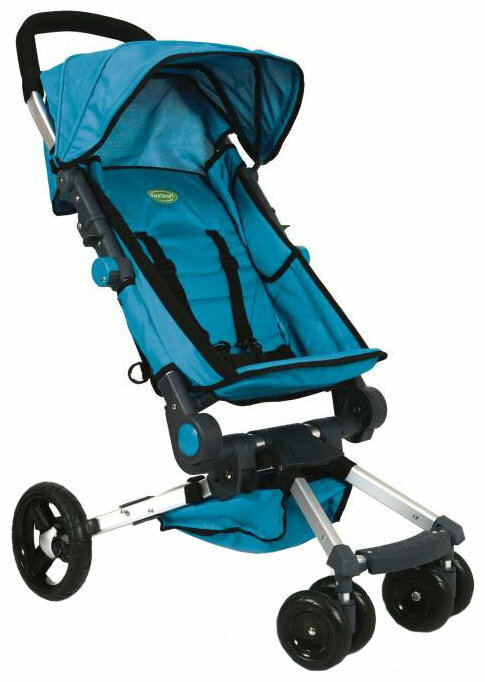 Прогулочная коляска Quick Smart Easy Fold Stroller