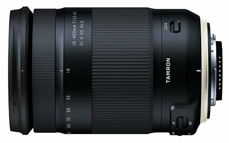 Объектив Tamron 18-400mm f/3.5-6.3 Di II VC HLD (B028) Nikon F — купить по выгодной цене на Яндекс.Маркете