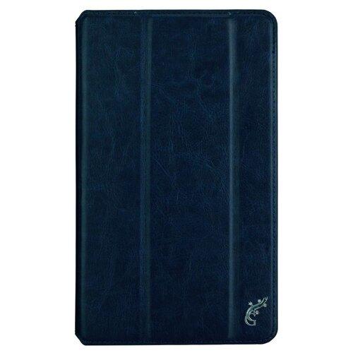 Чехол G-Case Executive для Lenovo Tab 4 Plus 8.0 TB-8704X темно-синий mdfundas starry sky apricot flowers tablet cover for lenovo tab 4 8 plus case tb 8704v leather skin tab4 film