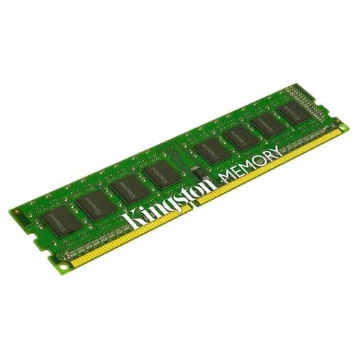 Оперативная память Kingston DDR3 1600 (PC 12800) DIMM 240 pin, 4 ГБ 1 шт. 1.5 В, CL 11, KVR16N11S8/4