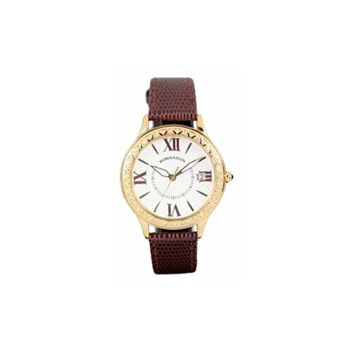 Наручные часы ROMANSON RL1222QLG(WH)BN часы наручные romanson