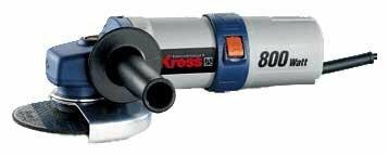 УШМ Kress WS 6380, 800 Вт, 125 мм