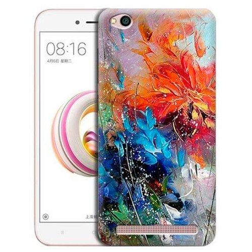 Купить Чехол Gosso 695348 для Xiaomi Redmi 5A весенний взрыв