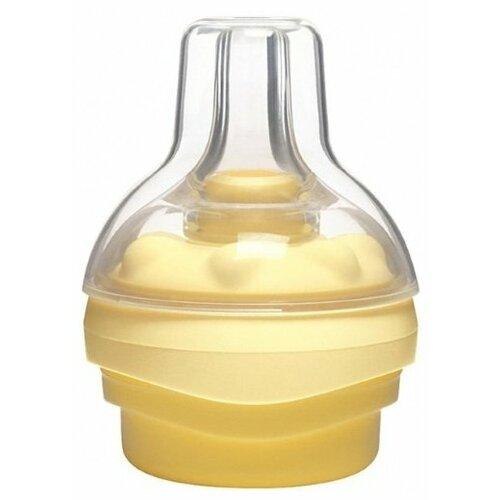 Купить Соска Medela Calma силиконовая 0м+ 1шт., Соски для бутылочек