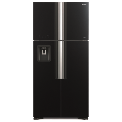 Холодильник Hitachi R-W662PU7GBK hitachi 774001
