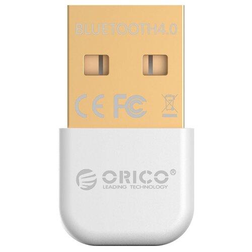 Bluetooth адаптер ORICO BTA-403 белый