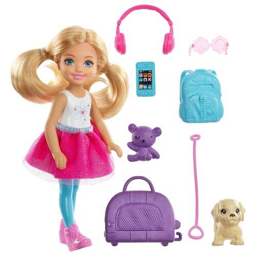 Купить Кукла Barbie Челси, 13 см, FWV20, Куклы и пупсы