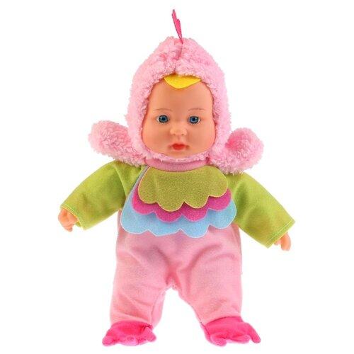 Купить Интерактивный пупс Карапуз Юляша, 33 см, HDL1469-1-RU, Куклы и пупсы
