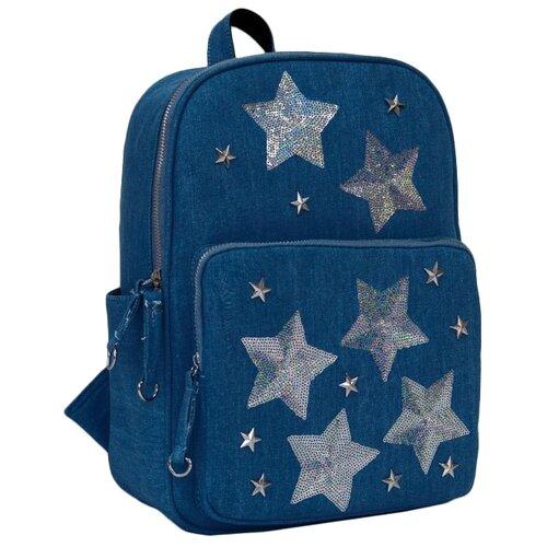 Купить Феникс+ Рюкзак 46669, синий, Рюкзаки, ранцы