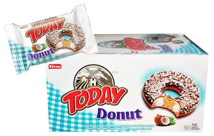 Пончик «Today Donut Cococnut» 50 гр