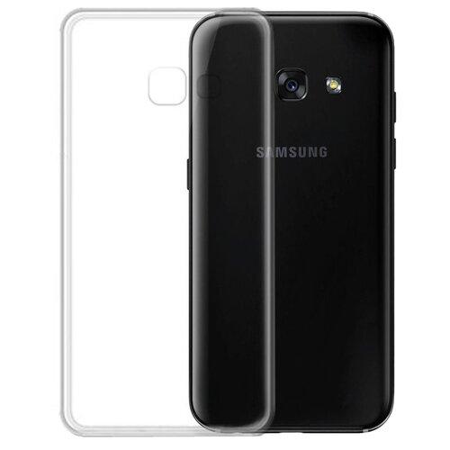 Чехол With Love. Moscow W003929SAM для Samsung Galaxy A7 (2017) прозрачныйЧехлы<br>