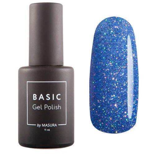 Фото - Гель-лак для ногтей Masura Basic, 11 мл, оттенок Ледяной алмаз гель лак masura basic 35 мл оттенок черный кобальт