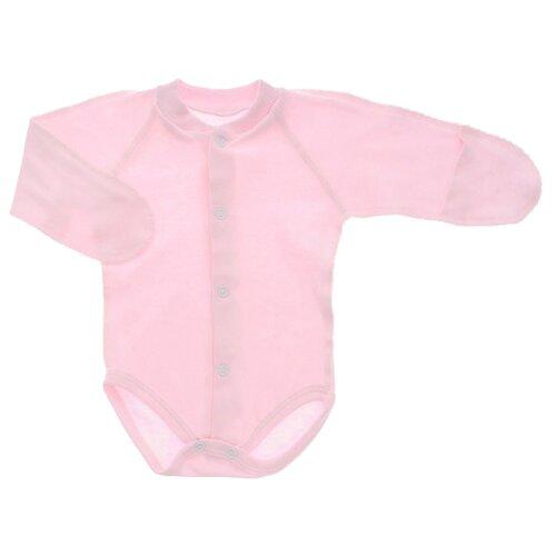 Боди Клякса размер 50, розовыйБоди<br>