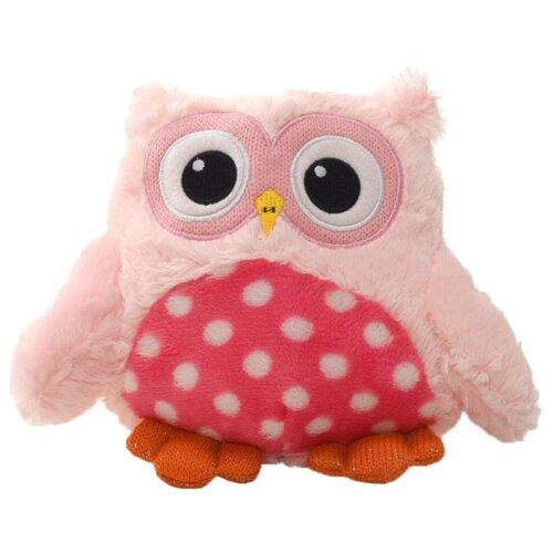 Мягкая игрушка ПлюшЛенд Сова розовая 20 смМягкие игрушки<br>