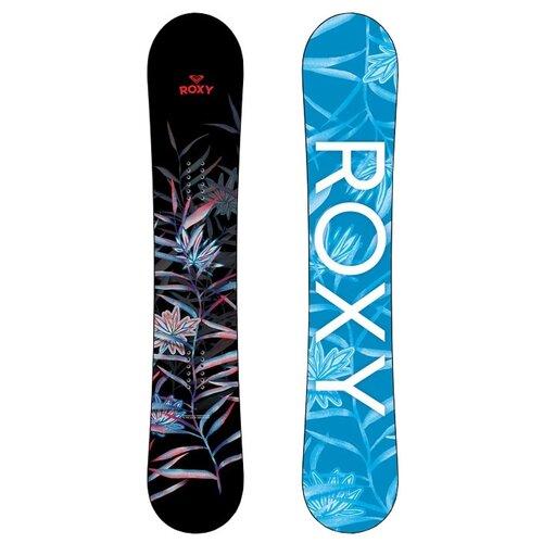Сноуборд Roxy Wahine (18-19) blue multicolor 138