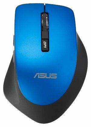 Мышь ASUS WT425 Blue USB