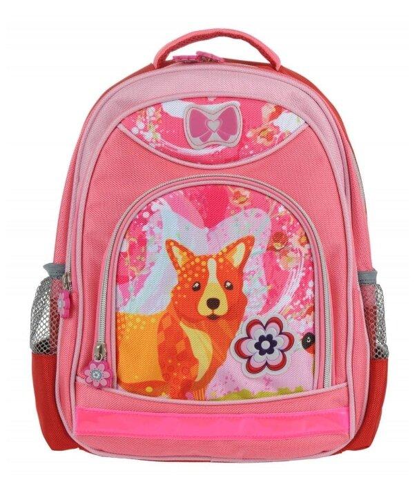 Рюкзак детский школьный портфель Young style backpack оранжевый