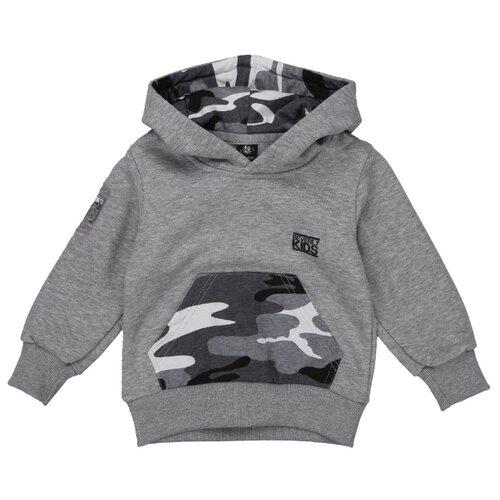 Худи BEVERLY KIDS размер 110, grey