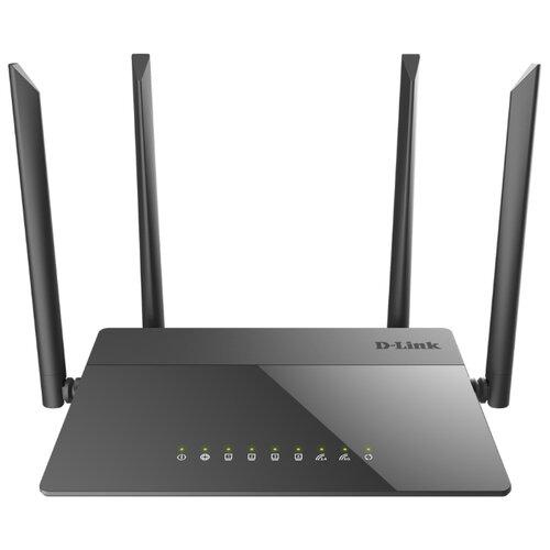 Wi-Fi роутер D-link DIR-841 черный wi fi роутер d link dir 841 черный