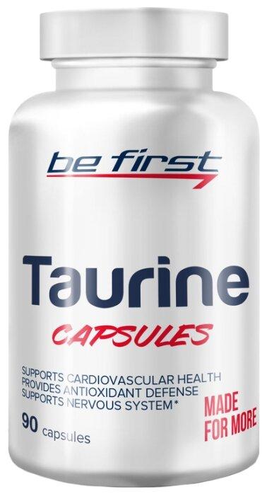 Аминокислота Be First Taurine (90 капсул)
