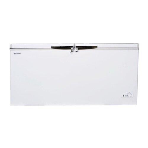 Морозильный шкаф KRAFT BD(W)-600QX морозильный ларь kraft bd w 225 bl с дисплеем белый
