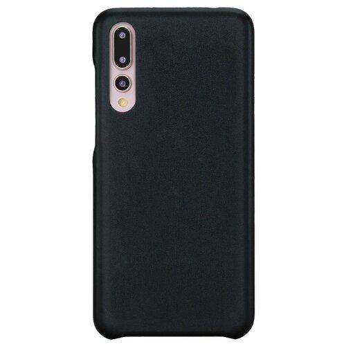 Чехол-накладка G-Case Slim Premium для Huawei P20 Pro (накладка) черный чехол для huawei p20 silicon case 51992365 черный