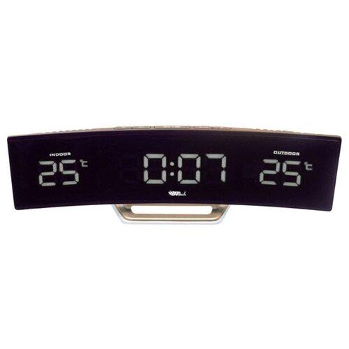 Метеостанция BVItech BV-415 золотистый / белый часы электронные bvitech bv 103b черный