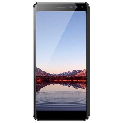 Смартфон Haier Power P8 черный смартфон