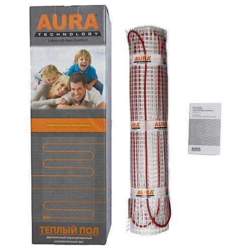 Электрический теплый пол AURA Heating МТА 600ВтЭлектрический теплый пол<br>