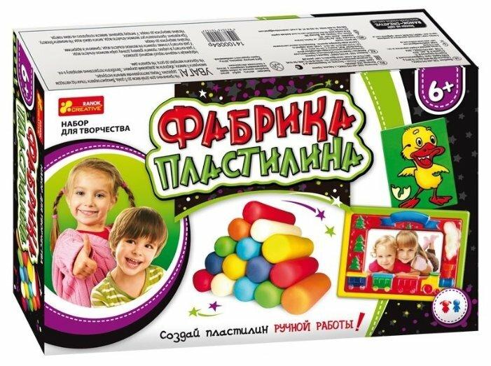 Пластилин RANOK CREATIVE Фабрика (14100064Р/2150)