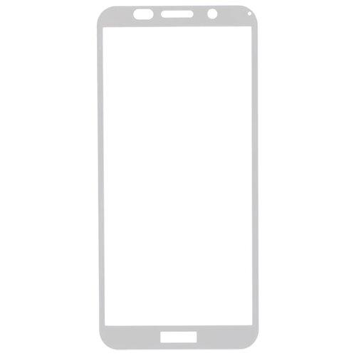 Защитное стекло Gosso FULL SCREEN для Huawei Honor 7A / Y5 Prime (2018) белый
