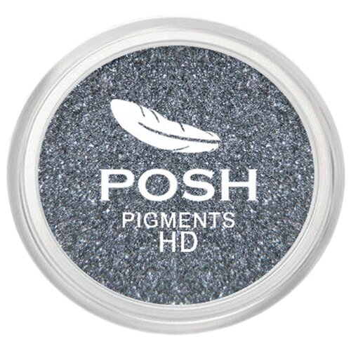 POSH Пигмент HD для глаз и губ №13 ГрафитТени<br>