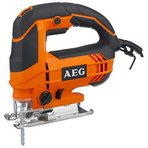 Электролобзик AEG STEP 80 лобзик aeg step 80