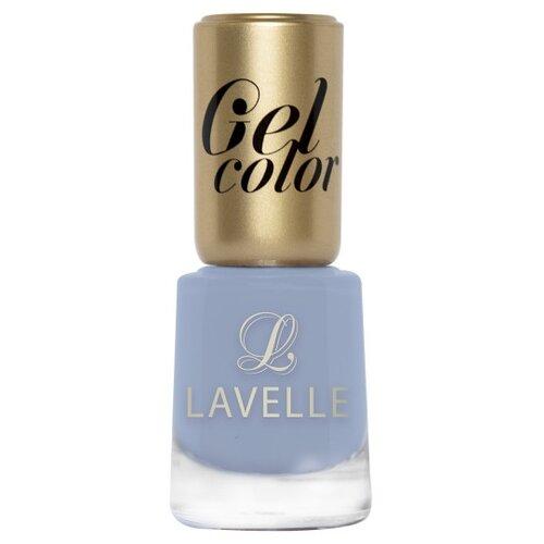 Лак Lavelle Gel Color 12 мл. 052 голубойЛак для ногтей<br>