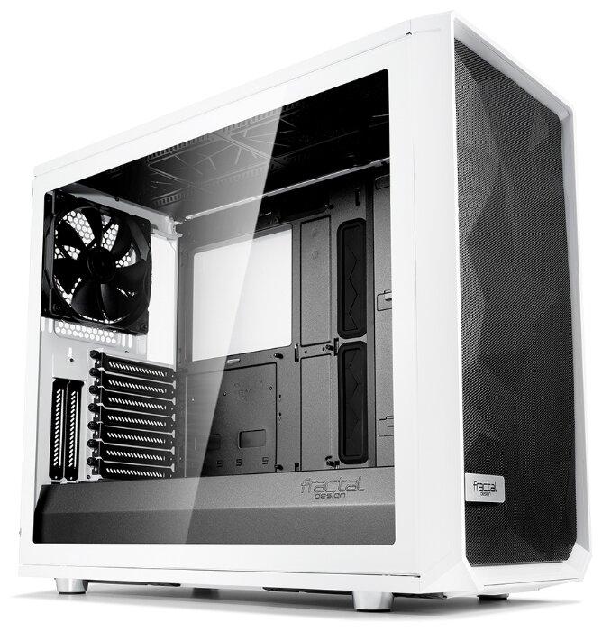 Компьютерный корпус Fractal Design Meshify S2 White Window