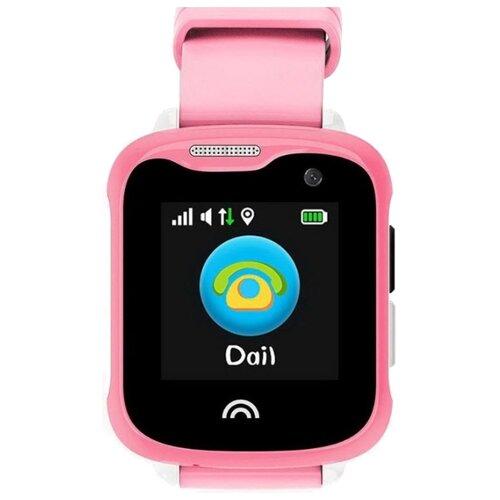 Купить Часы Smart Baby Watch KT05 розовый