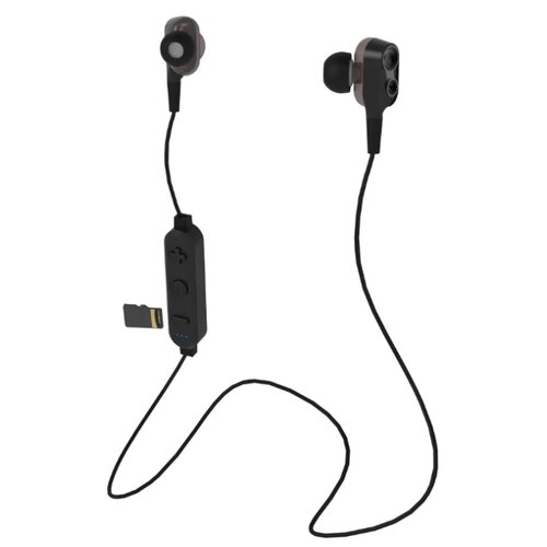 Наушники Ritmix RH-495BTH черныйНаушники и Bluetooth-гарнитуры<br>