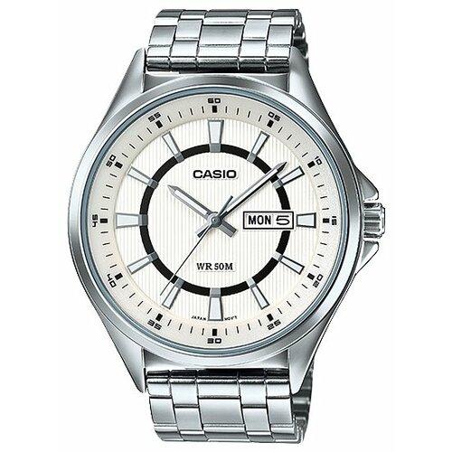 Фото - Наручные часы CASIO MTP-E108D-7A наручные часы casio mtp 1253d 7a
