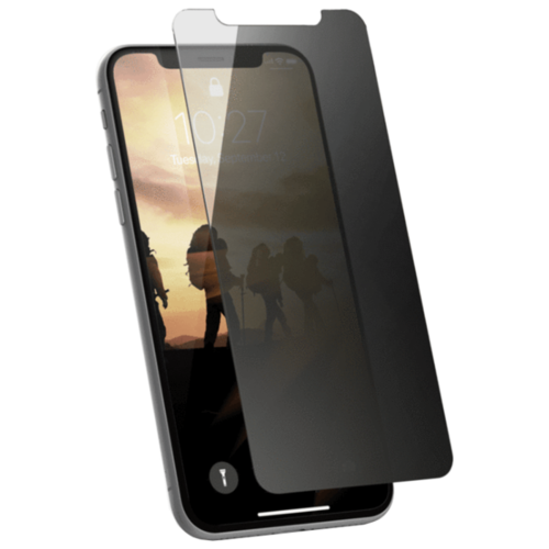 Купить Защитное стекло Urban Armor Gear privacy для Apple iPhone X/XS прозрачный
