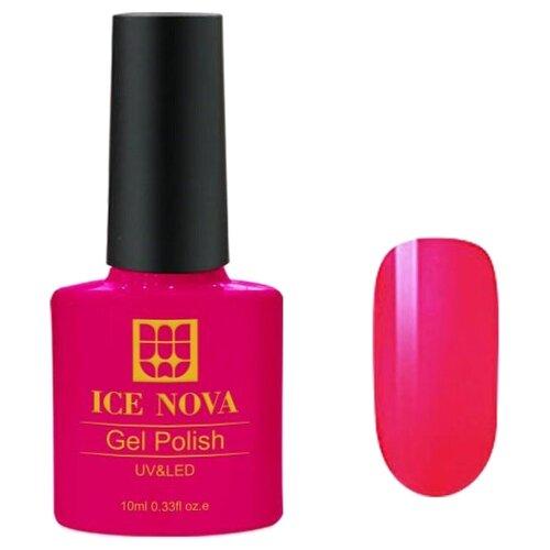Купить Гель-лак для ногтей ICE NOVA Gel Polish, 10 мл, 050