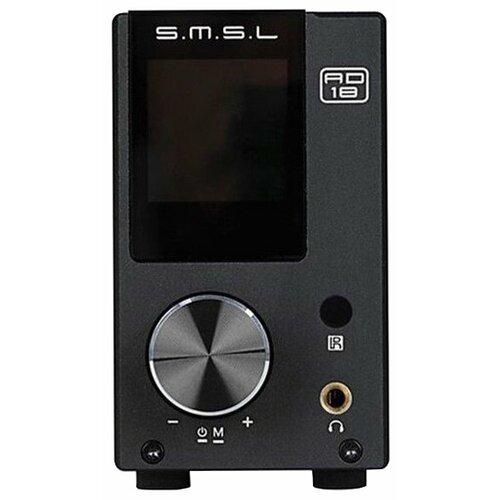 Интегральный усилитель S.M.S.L AD18 черный