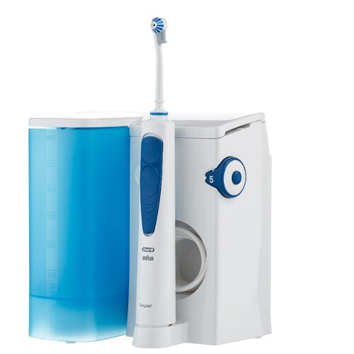 Ирригатор Oral-B Professional Care OxyJet MD20, белый цена 2017